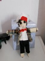 Eleventh Doctor doll by Revolution-Nein