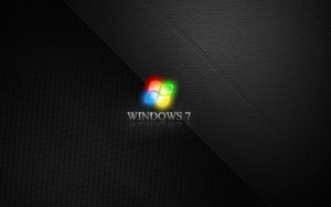 Leather and Carbon Windows 7 by Francr2009