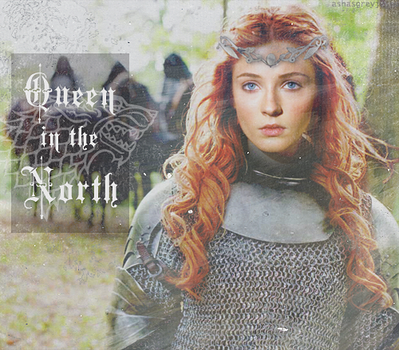 Queen in the North by longlivelupin