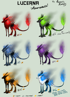 Lucerna Adoptables - First Batch  ((CLOSED)) by nebulaebae