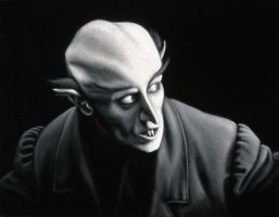 Count Orlok by BruceWhite