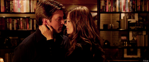 Heightening Sexual Tension Gif by LissBlueJays