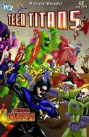 DC2 Teen Titans issue 65 by MrFixit741