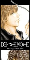 DEATHNOTE : Bookmark by Kira-K