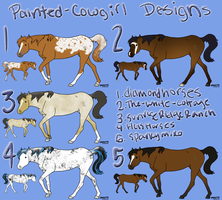 Designs - 2010 Watchers by painted-cowgirl