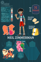 PDL Application: Neil Zimmerman by SunoWolf