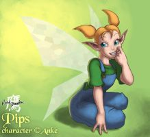 Anke's Pips by thelaserhawk