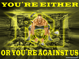 John Cena: Joins the Nexus v2 by DecadeofSmackdownV2
