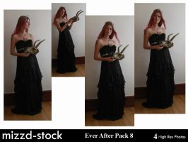Ever After Pack 8 by mizzd-stock