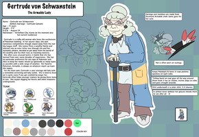 Trainer Reference - Gertrude by phantos