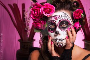 Star Sugar Skull Shoot 3 by Daniel-Mcleod