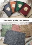 Logbooks of the four houses by SongThread