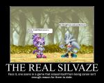 The Real Silvaze by SkylertTH