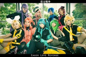 Vocaloids: Eager Love Revenge by Ayatenshi