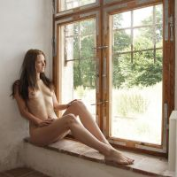 on the sill by rasmus-art