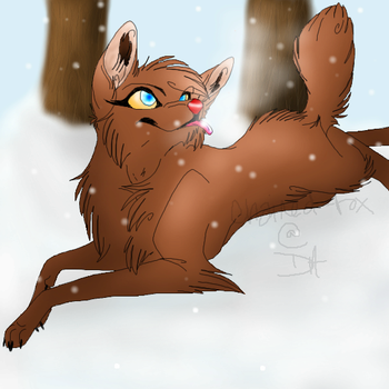 Yum Snow C8 by Chained-Fox