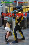 FINISH HIM! by DANQUISH