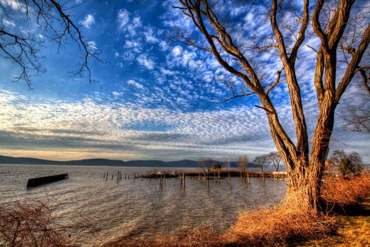 Hudson River Tarrytown Sleepy Hollow by Inno68