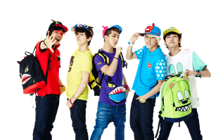 b1a4 png by KpopGurl