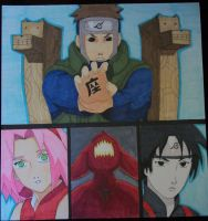 Team 7- No Naruto by NaruNeji