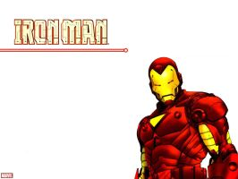 Iron-Man by cpaul26