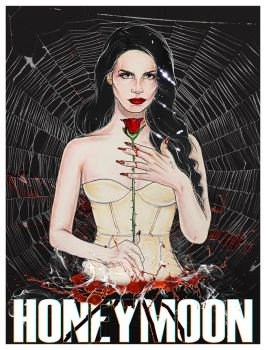 HONEYMOON Poster 3 by Madonna1250