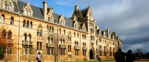 Cathedral of Oxford by artisticmind
