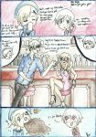 [APH] Norge advice how to pick up chicks-color by PepeBezFetory