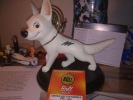 My own Bolt maquette! by MadRacer