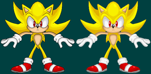 Super Sonic by sonictopfan