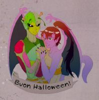 Happy Halloween by Narcissamadness