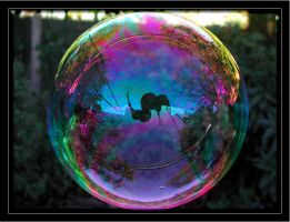 It's A Bubble by wolfskin