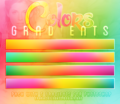.colors gradients by SparksOfLights