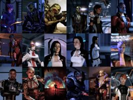 MassEffect2 iPhoneWalls Pack02 by MichaWha