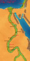 Sobekneferu's Nile Valley by BrandonSPilcher