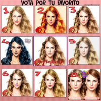 Vota por tu Make Up Favorito by cuteMinnie28
