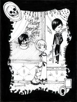 Horror Tales - The Picture of Dorian Gray by AkiKumiko