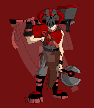 The Barbarian (UPDATED) by insanedude24