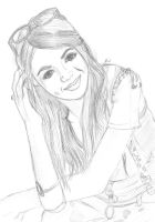 Victoria Justice by HannahLouLou