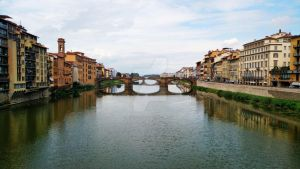 Florence, Italy by Artisticats123