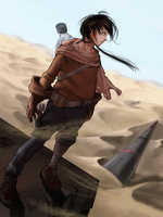 Wanderer by Bariarti