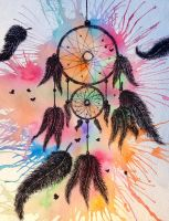 My Dream catcher by Idkquestion