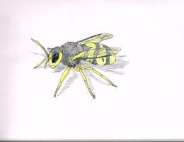 Wasp by SoulHound568