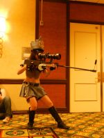 Anime Los Angeles 2015 League of Legends Caitlyn by Demon-Lord-Cosplay