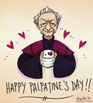 star wars - happy palpatine's day! by shorelle