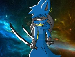 Kazuo Will Rise by Lucario3733