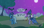 Trixie or Treat REDUX! by Drewdini