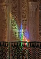 Rainbow On the Walls by AgiVega