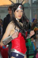 NYCC 2012 - Wonder Woman 1 by kamau123