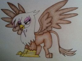 Hand drawn and colored by Vidia-Flamebreath